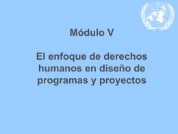 EFECTO - Alto Comisionado de las Naciones Unidas para los