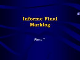 Informe Final SIMB2B