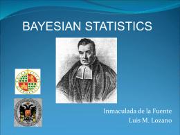estimación y contraste de hipótesis bayesiano