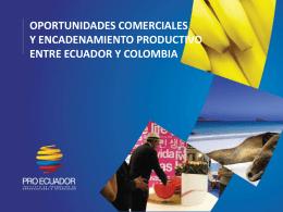 Ecuador - ProColombia