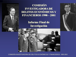 Presentación del Informe Final (Power Point).