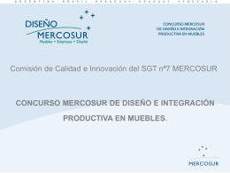 Concurso MERCOSUR