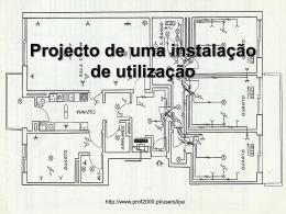 Projecto de electrotecnia