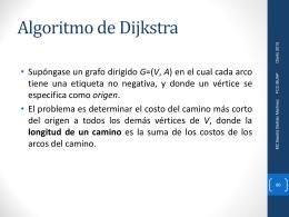 Algoritmos de Grafos - Beatriz Beltrán Martínez