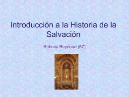 Historia de la Salvacion. Capitulo 7 (PPS)