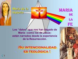 María de la historia