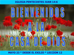 """1511 kb - Iglesia Juan """"14:6"""""""