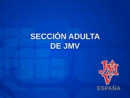 Socios Adultos JMV - Juventudes Marianas Vicencianas