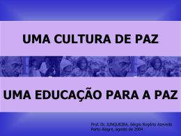 SEED - cultura de paz