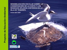 Escolares - Canarias Conservación