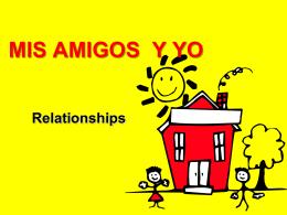 Amigos MODEL