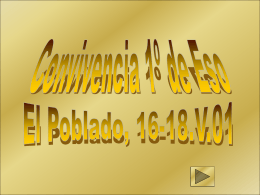 Núm.: 1 Convivencia 1º de Eso El Poblado, 16