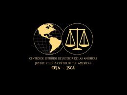 2. Decisiones de Gerencia Judicial