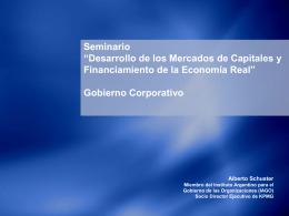 Slide 1 - Comisión Nacional de Valores