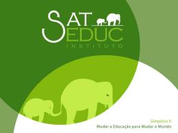CENÁRIO DA EDUCAÇÃO NO BRASIL