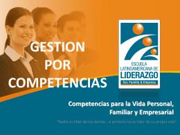 Qué son las Competencias?