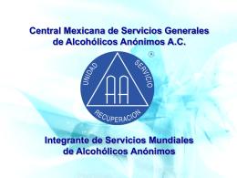 Acuerdo de Voluntades - Central Mexicana de Servicios Generales