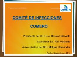 Presentación Jornada de Enfermeria CIH