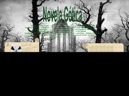 Novela Gótica - Fundación Alonso Quijano