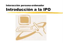 Introducción a la IPO
