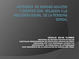 Diapositivas - Sociedad Peruana de Investigación Educativa (SIEP)