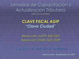 Clave Fiscal CABA - mrconsultores.com.ar