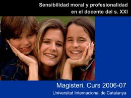 sensibilidad moral