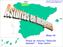 Playas - Asturias en imágenes