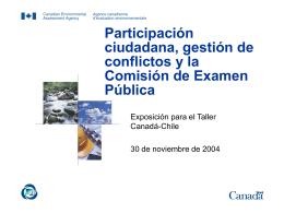 Presentation 3 Review Panel- Español