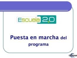 Seguimiento IES Escuela 2.0