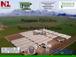Tecno Parque Hortícola - Sandia