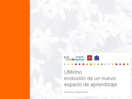 UMinho – evolución de un nuevo espacio de aprendizaje