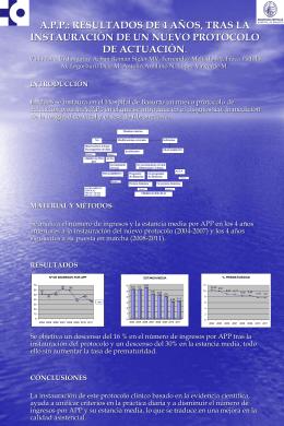 APP.Nuevo protocolo actuación