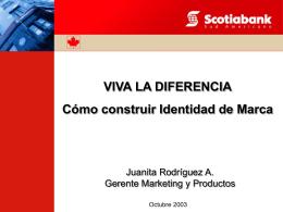 Scotiabank Sudamericano: Viva la diferencia