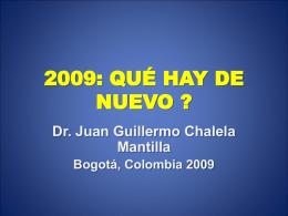 2009: QUÉ HAY DE NUEVO ? - PIEL