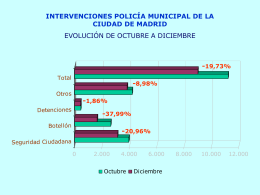 PRESENTACIÓN INTERVENCIONES POLICIALES (148