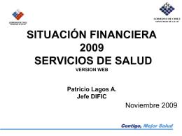origen de la deuda hospitalaria 2009