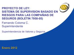 Boletín 7958 - Superintendencia de Valores y Seguros