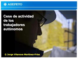 Prestación por desempleo para trabajadores del RETA (Autónomos)