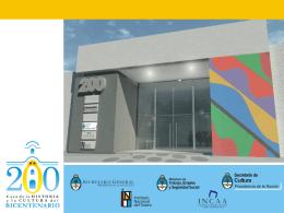 Presentación Bicentenario (PowerPoint)