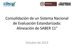 Reestructuración Examen de Estado SABER 11