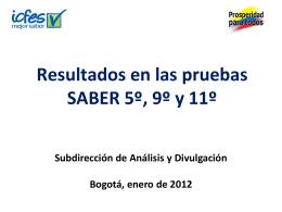 5. ICFES - Dra Margarita Peña