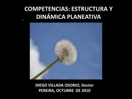 competencias estructura y dinámica planeativa