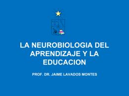 presentación Dr. Jaime Lavados