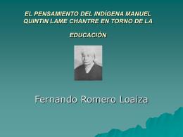 Presentación - Universidad del Tolima