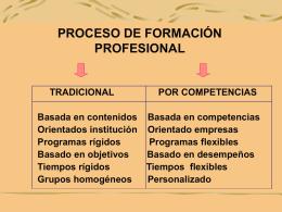 perfil profesional - Universidad Técnica Federico Santa María