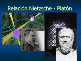 Relación Nietzsche- Platón - IES JORGE JUAN / San Fernando