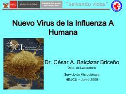 Dr. Balcazar