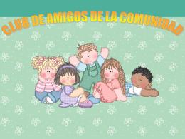Club Amigos de la comunidad