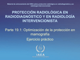 radiation protection in diagnostic radiology